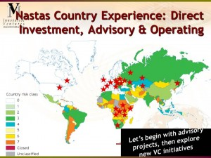 Nastas Country Experience 300x225 Part V: Scaling Up Investment—Finance the Startup of Start up Communities